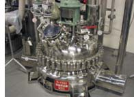 Cryogenic reactor, 500 L